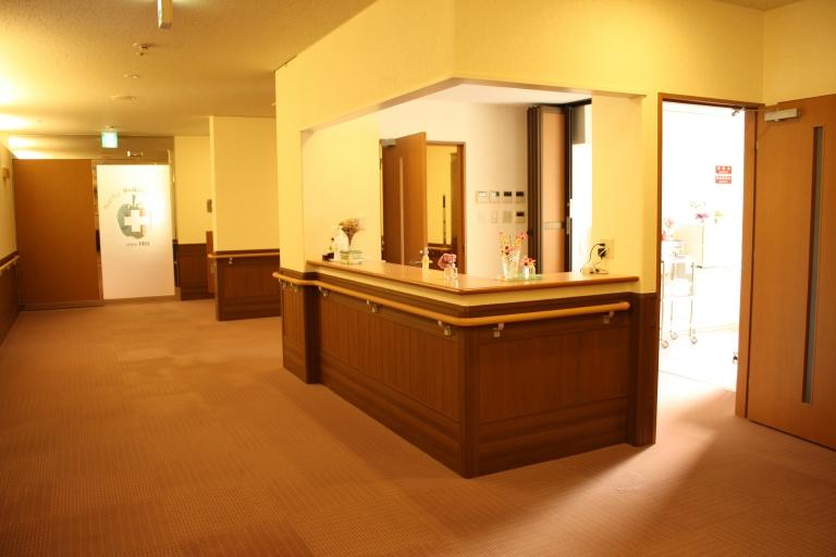専用の処置室