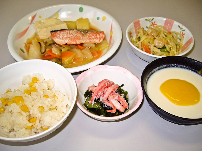 郷土料理(北海道)
