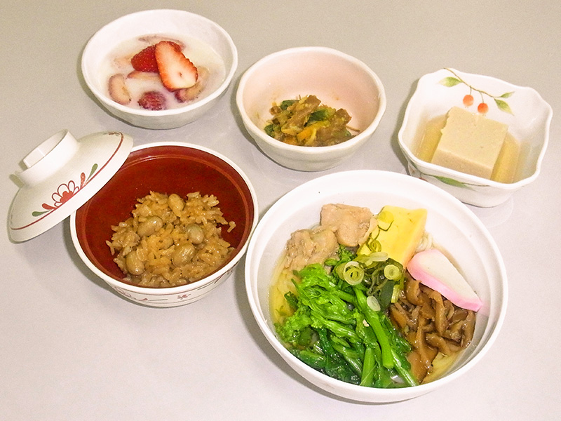 郷土料理(奈良県)
